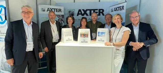 Axter présent à l'AG de la CSFE à Lille